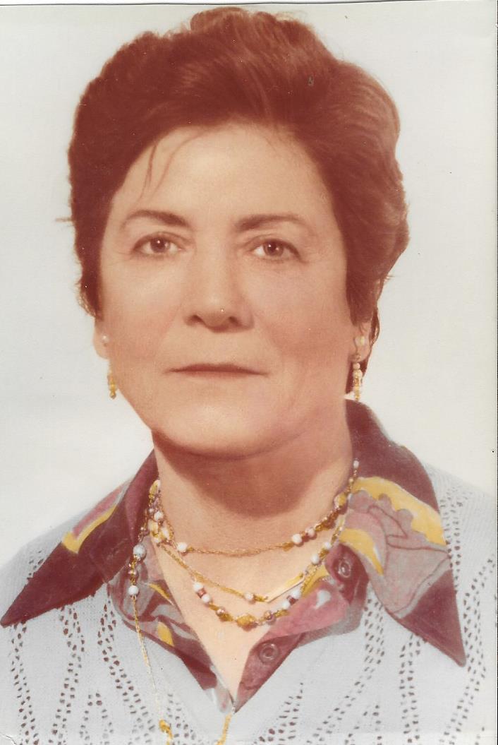 Maria Cipriani consorte di Boldrini