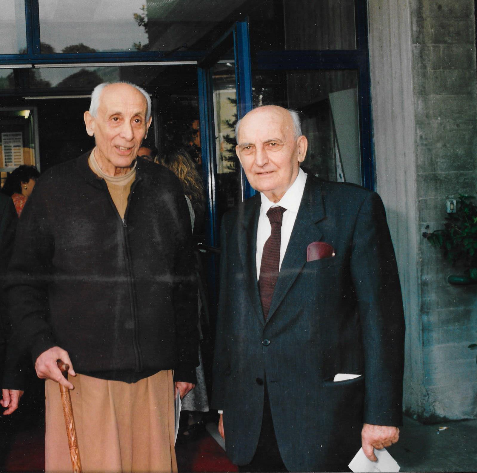 Boldrini don Giuseppe Dossetti a Marzabotto