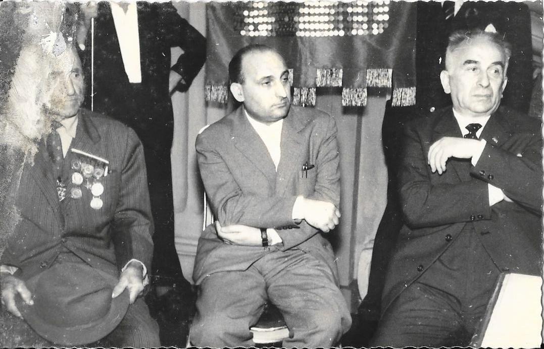 Alcide Cervi, Longo, Boldrini