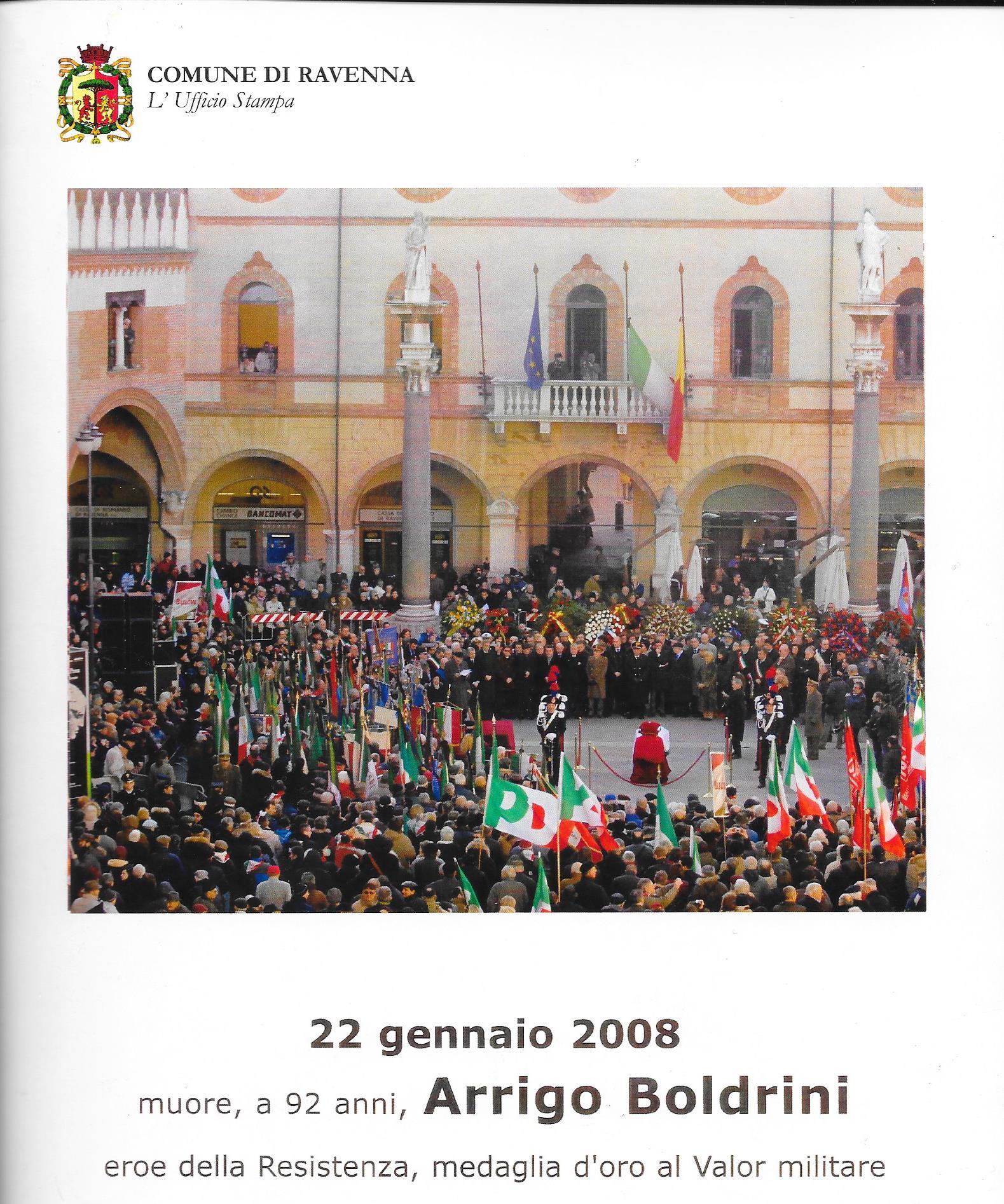 Funerale di Boldrini